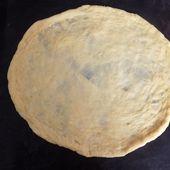 Pâte à pizza dukan - La cuisine de Fanie