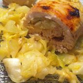 Paupiettes de dinde au choudou Dukan - La cuisine de Fanie