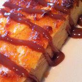 Gâteau invisible pommes-amandes - La cuisine de Fanie