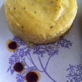 Flan de panais aux épices douces Dukan - La cuisine de Fanie