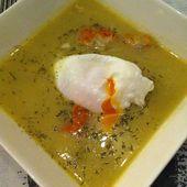 "Haddock chowder ""soupe au haddock fumé"" Dukan - La cuisine de Fanie"