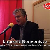 L'interview de Laurent Benvenviste par Kernews à la Baule sur 91.5 FM - Feed Community