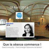 Conférence sur le Digital par FEED: le mot de Juliette ROUSSEL - Feed Community