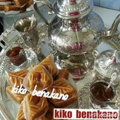 MAKROUT SENIWA FAÇON BAKLAWA - kiko et sa table garnie