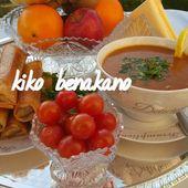 Chorba frike soupe algérienne - kiko et sa table garnie