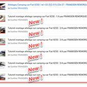 Découvrez la nouvelle PLAYLIST YOUTUBE : tutoriel montage attelage sur Fiat X250 par FRANSSEN REMORQUES - e-FRANSSEN REMORQUES