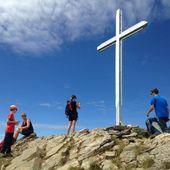 L'ascension du Crève Tête 2342 m - 02/08/2016 - Passion Escalade et Montagne
