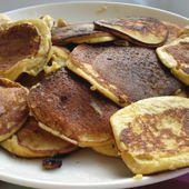 Pancakes à la banane - Graines de vitalité