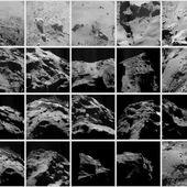 Le dernier lot d'images NavCam prises par Rosetta pendant le dernier mois de sa mission incroyable autour de la comète 67P / Churyumov-Gerasimenko - Mission Rosetta et Philae