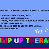 pump up therapy - My PopPsy