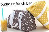 Sac lunch box isotherme Elsa - Laine-et-Chiffons
