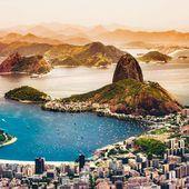1385€ - Rio de Janeiro en hôtel 5* - 10J/8N - Septembre 2017 - Au départ de Paris - voyager-malin.over-blog.com