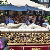 La procession du Saint-Sang: une véritable religion depuis 1291 pour les Brugeois, reconnue par l'UNESCO - benoitgueuning.over-blog.com