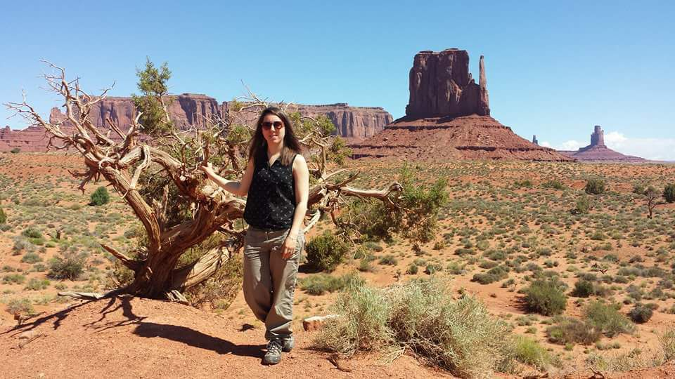 Monument Valley���