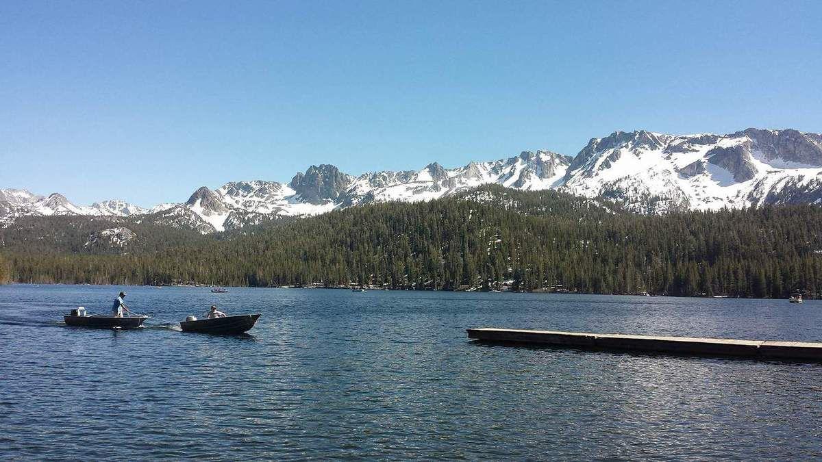 Mammoth Lakes ����