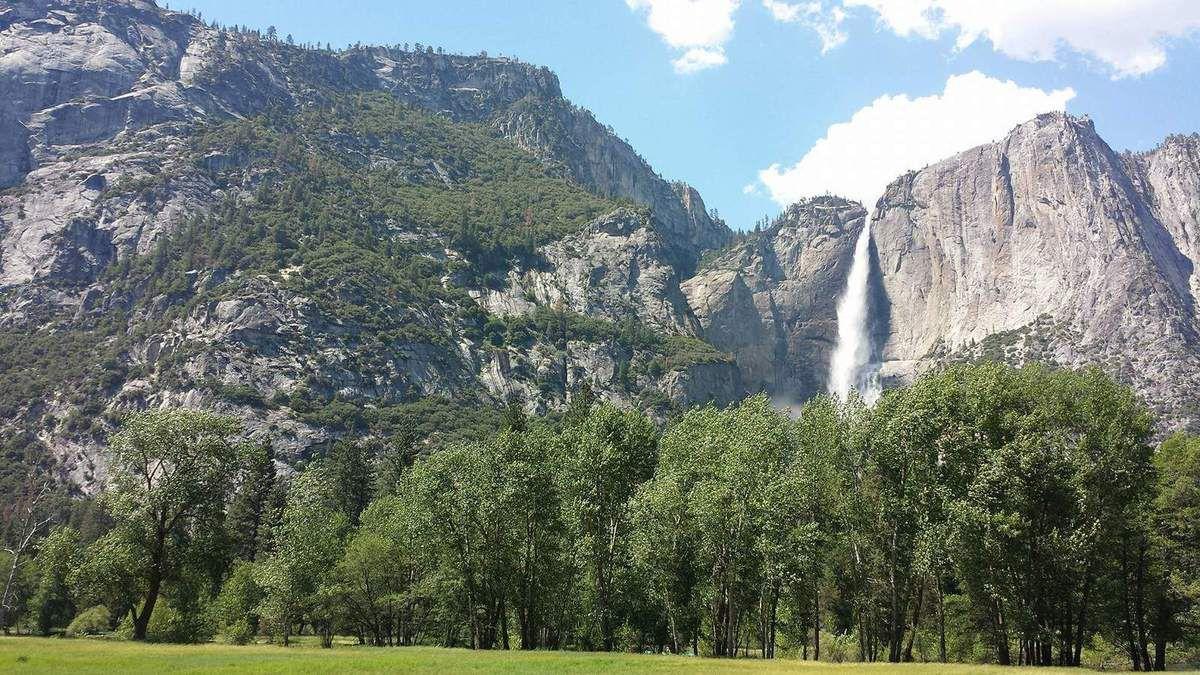 Yosemite National Park ���❄�