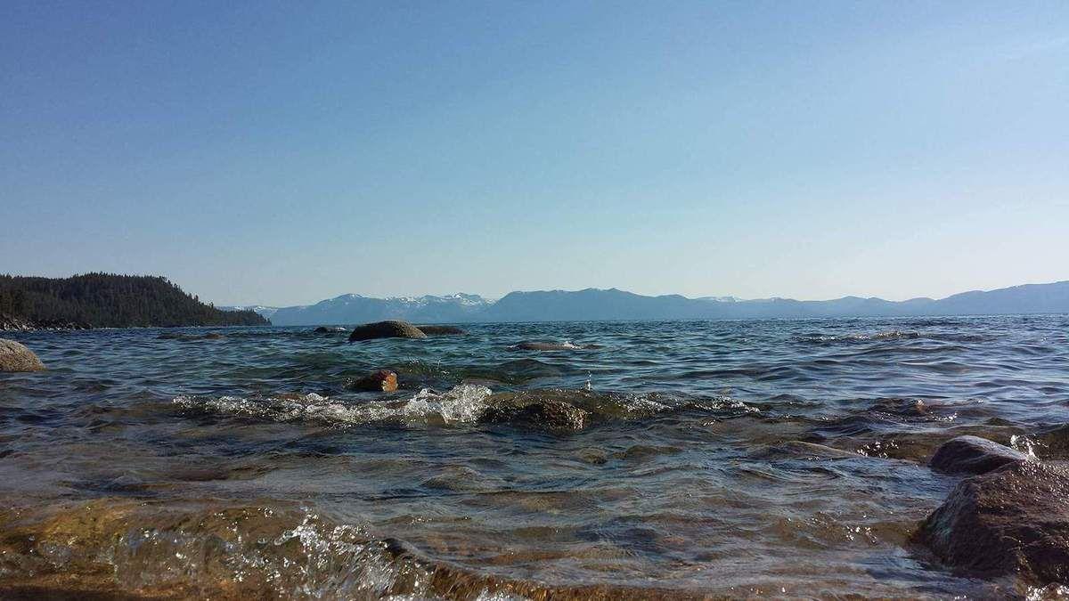 Lake Tahoe ! ��☺�