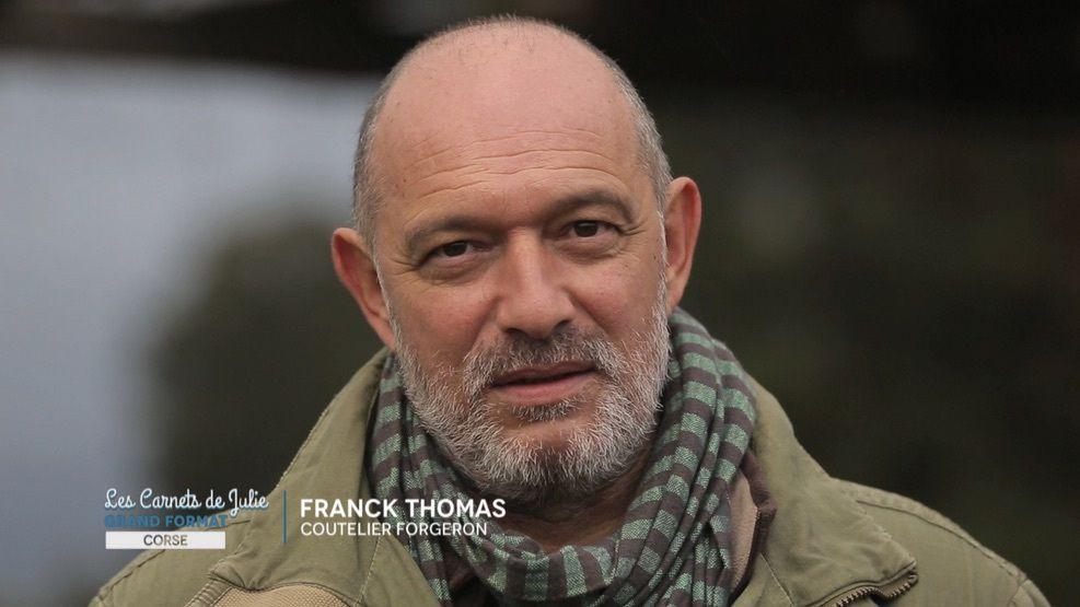 LEVIE FRANCK THOMAS COUTELIER D'ART.