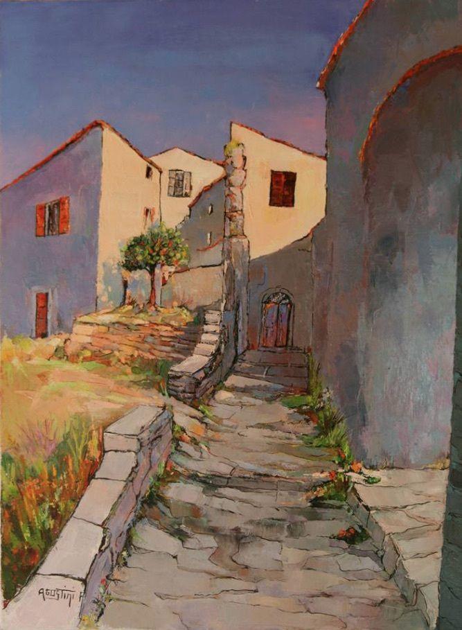 Peinture : Agostini PascaL