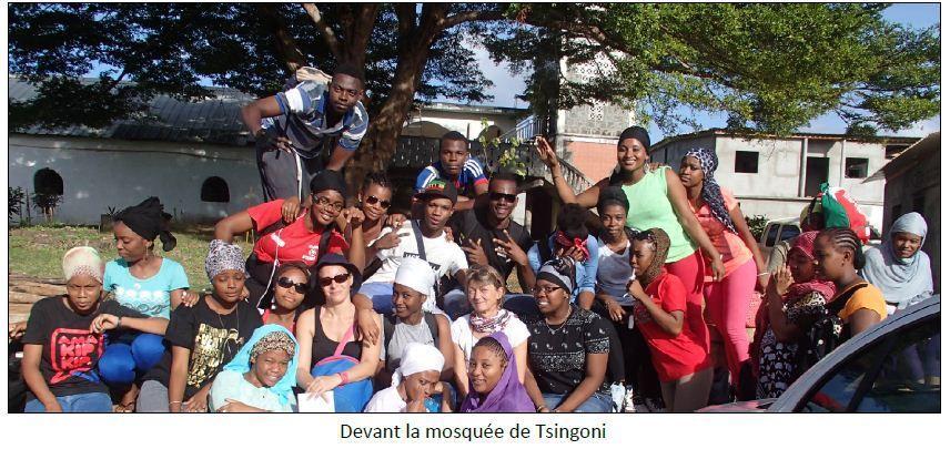 Patrimoine de Mayotte : La relève est assurée !