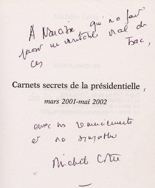Michèle Cotta : la voix des mots