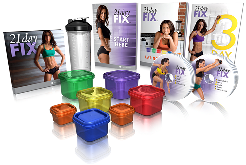 Follow the 21 Day Fix