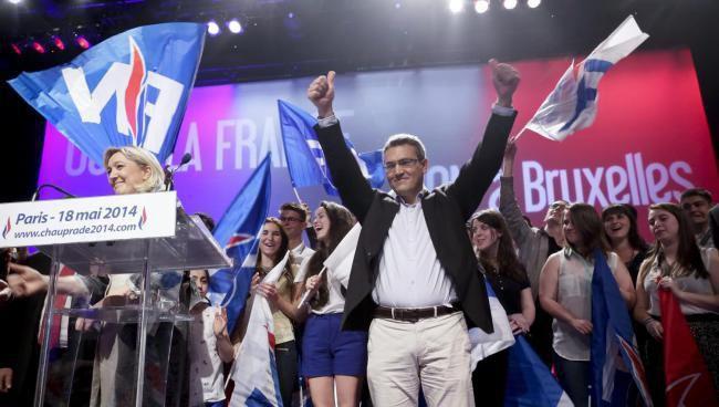 Aymeric Chauprade : L'ex conseiller FN de Marine Le Pen veut soutenir Nicolas Sarkozy