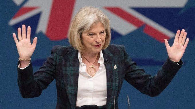 """Theresa """"Iron Maiden"""" May respecte la voix du peuple britannique : une leçon"""
