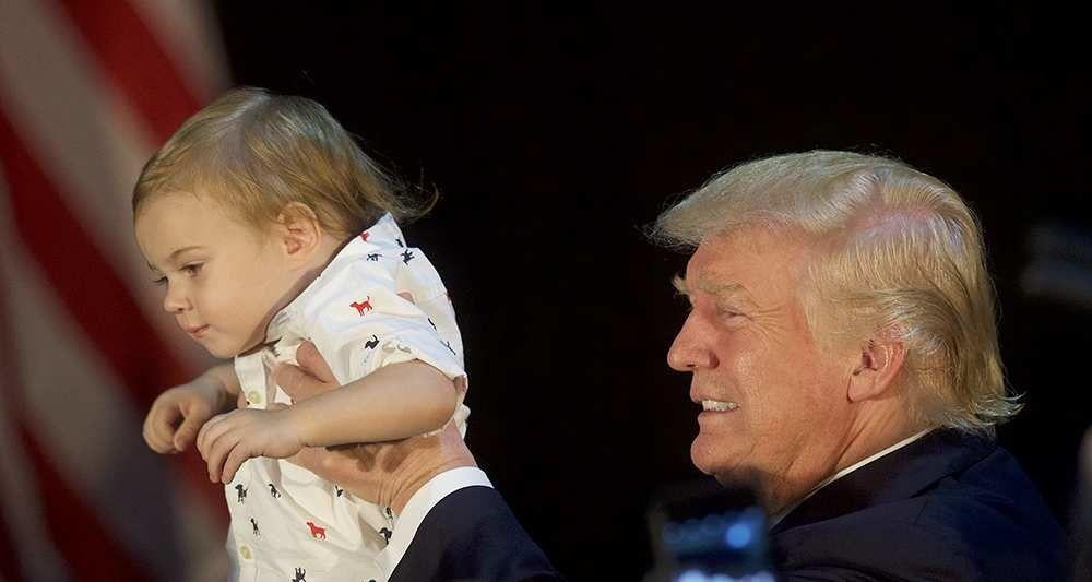 L'évolution de Donald Trump sur la défense de la Vie