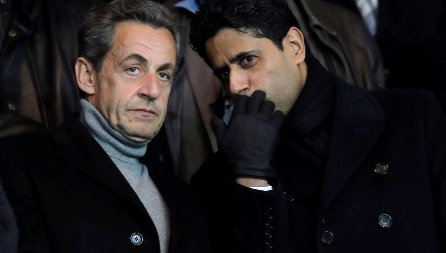 Dans la série du grand n'importe quoi : Sarkozy, président du PSG !