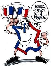 Prenez part aux élections législatives avec le Parti de la France !