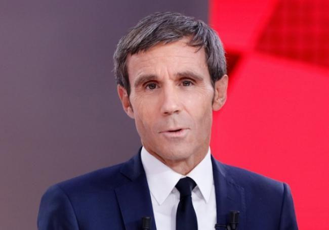David Pujadas quitte le journal de 20H de France 2