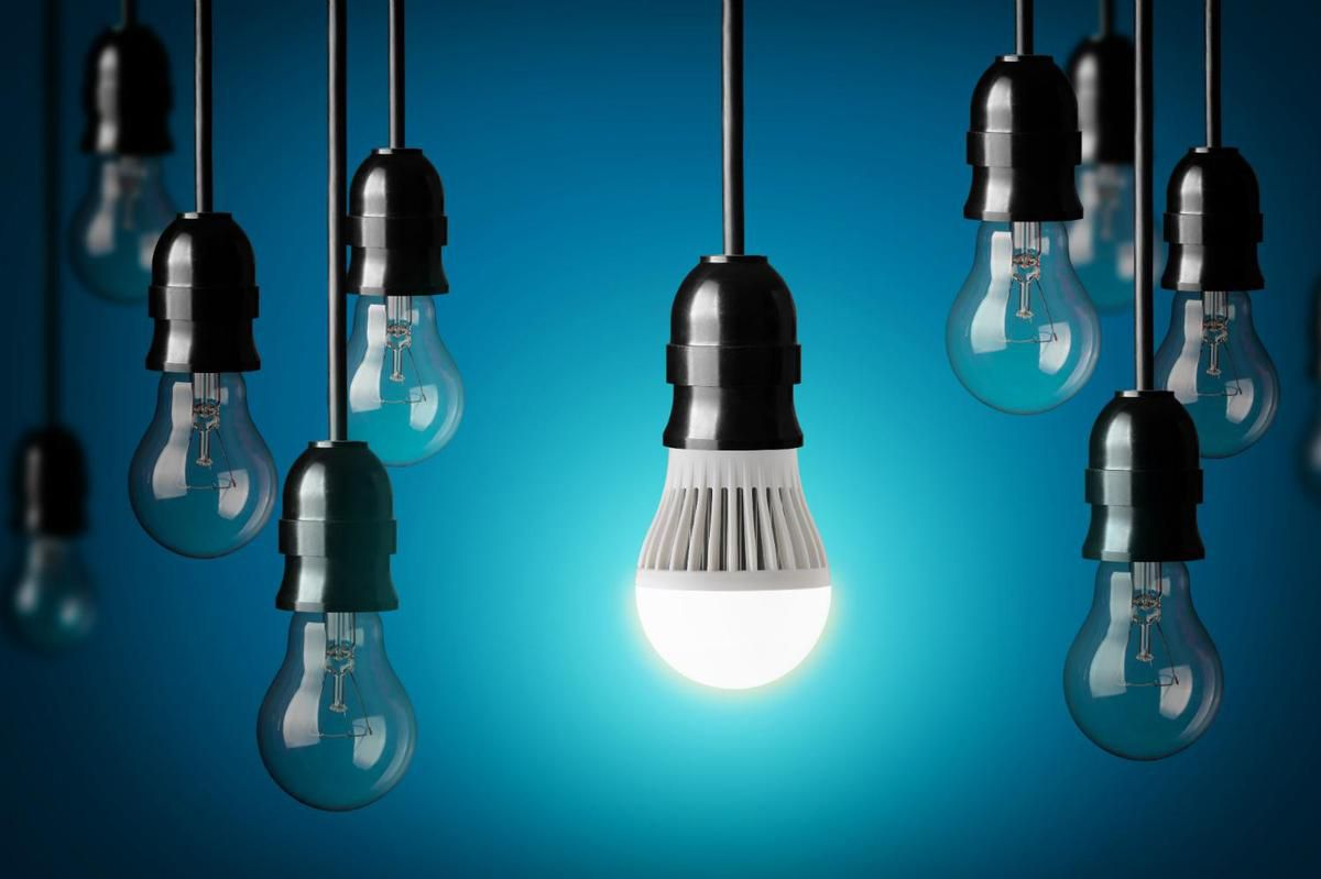 Why is it better to choose LED lights?