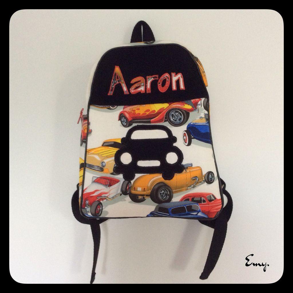 Sac pour Aaron