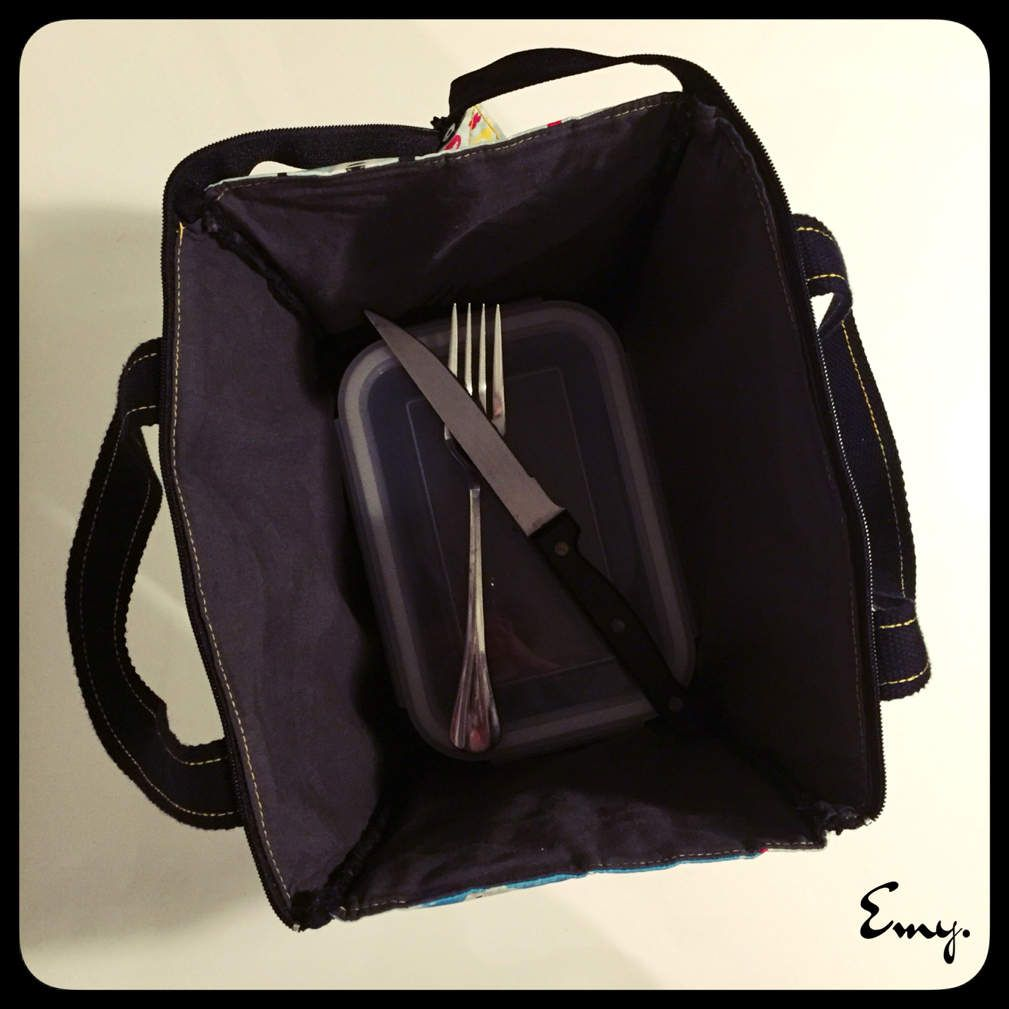 Nouveau Lunch Bag