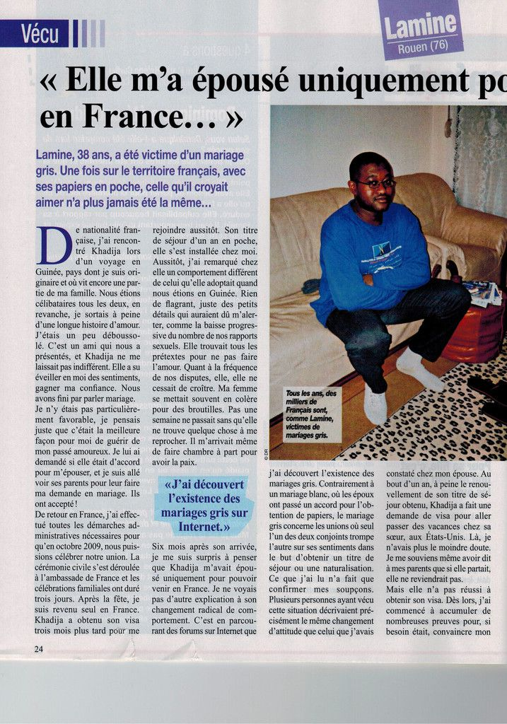 article de matre judith frank avocat - Avocat Spcialis Mariage Gris