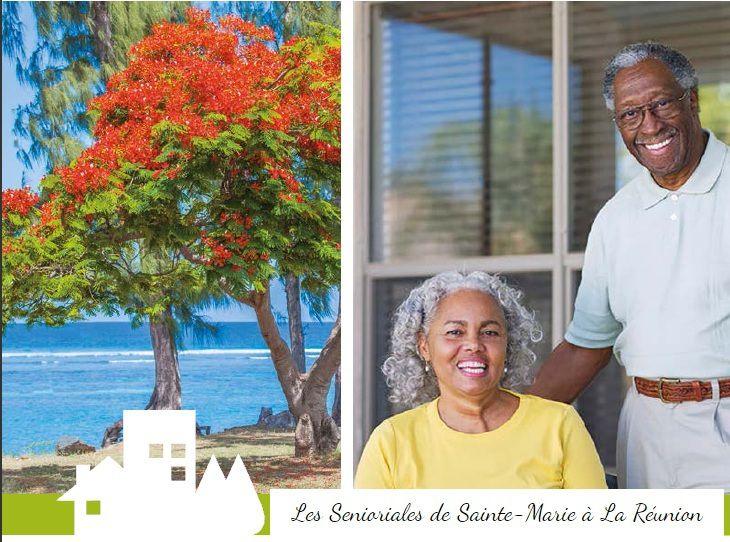 Appartements du T2  au T3 – Ile de La Réunion proche St Denis - à partir de 198 000 € - Livraison 1er trimestre 2018 -