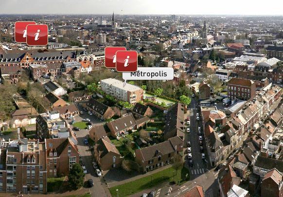 Tourcoing Centre (59200) – Résidence Métropolis