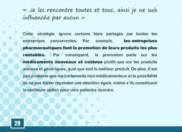France. Cette industrie pharmaceutique qui corrompt la médecine. 2 Vidéo