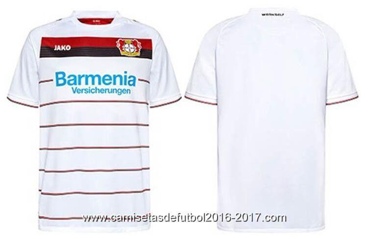 Camiseta Bayer Leverkusen 2017 tercera - Equipaciones de futbol baratas 19c58ea302f72