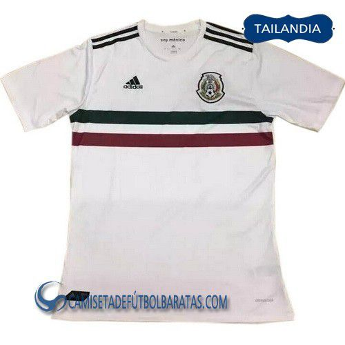 camiseta de mexico femenil