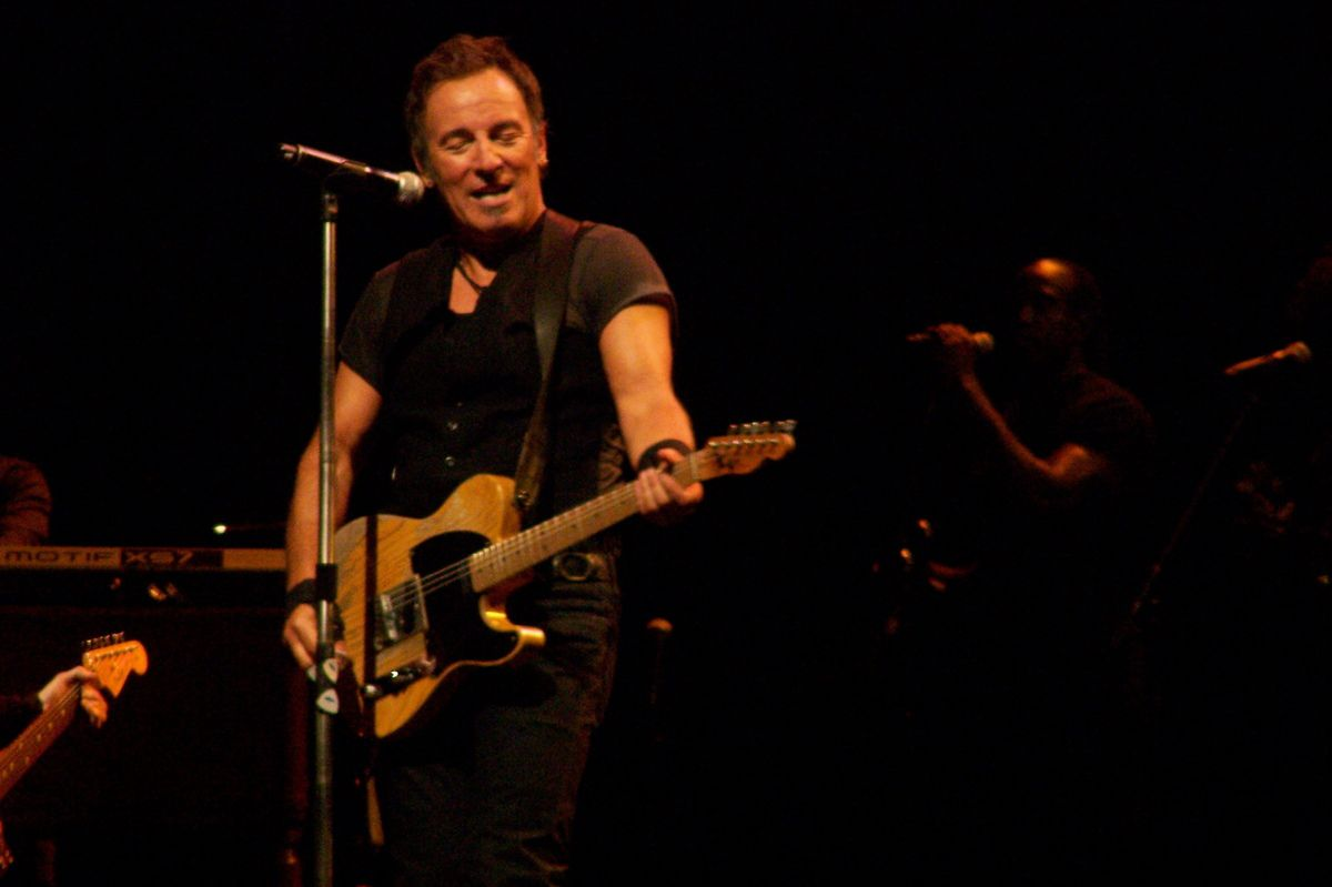 Bruce Springsteen/Creative Commons Attribution-Share Alike 2.0 Generic Leahtwosaints