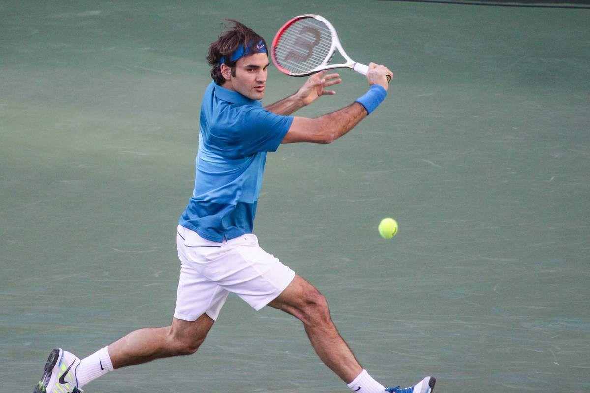 Roger Federer / Creative Commons Attribution 2.0 Generic Magnus Manske