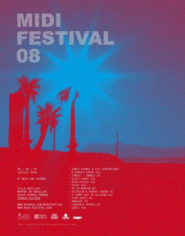 Un festival, un jour... (tome 1)