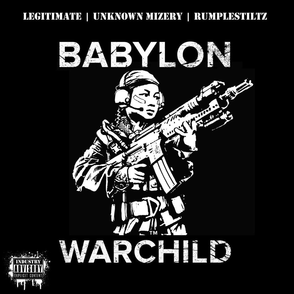 Babylon Warchild – The War Journals