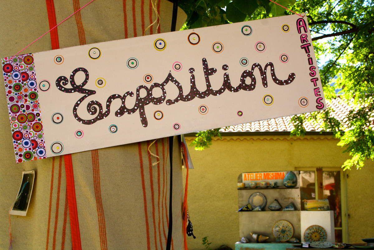 Les mots du jour : simplicité, convivialité, sourire, zénitude... bonheur! (Photos G.V.)