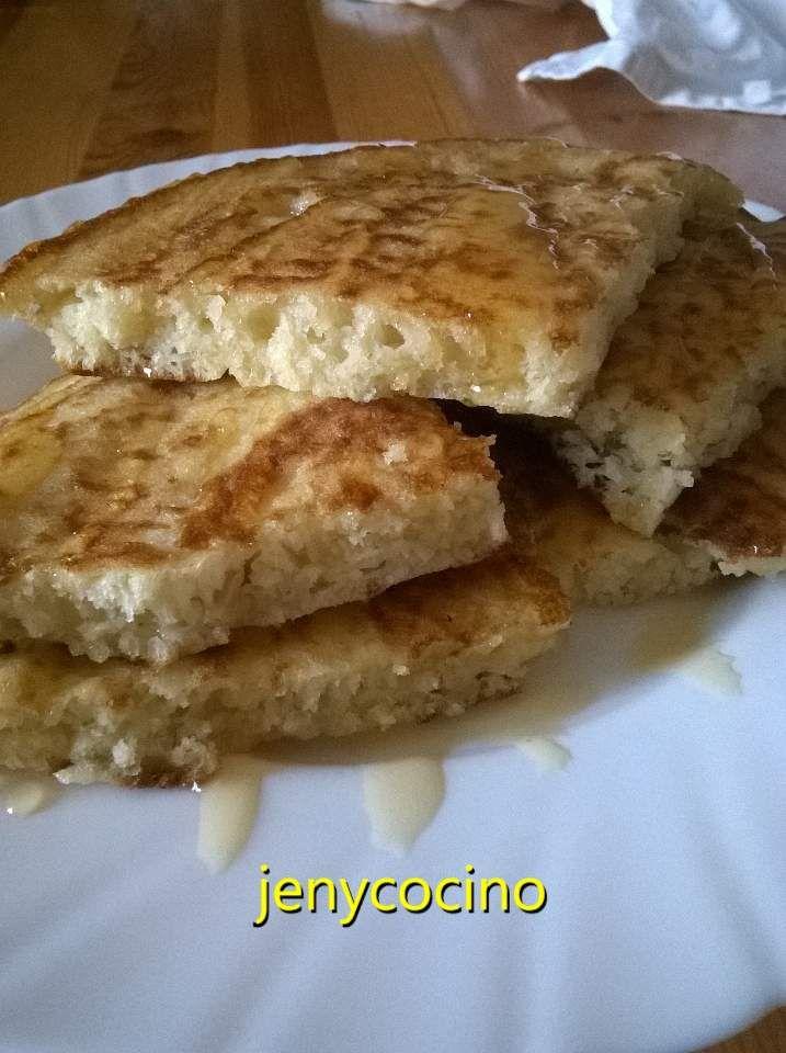 Mkhanfar ou pancakes berbère