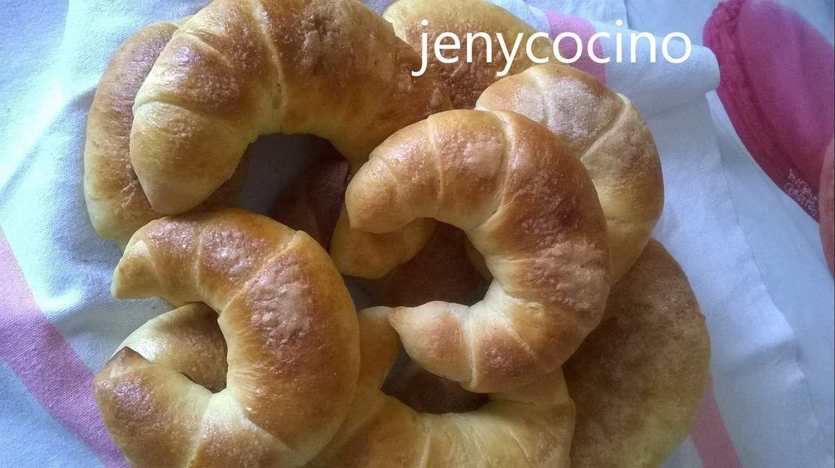 Croissant briochée