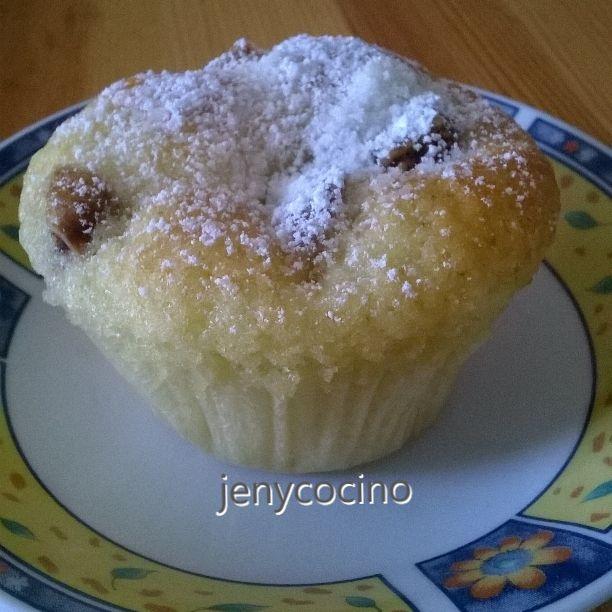 Mini muffins aux figues