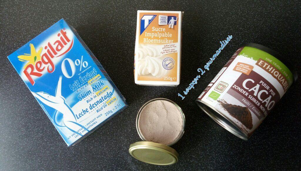 Préparation en Poudre pour Chocolat Chaud